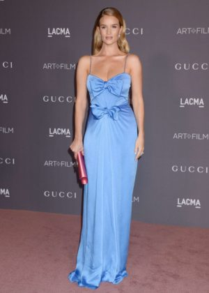 Rosie Huntington Whiteley - 2017 LACMA Art and Film Gala in Los Angeles