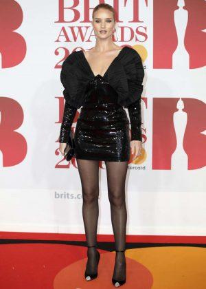 Rosie Huntington Whiteley - 2018 Brit Awards in London