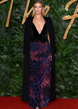 Rosie Huntington Whiteley - 2018 British Fashion Awards in London