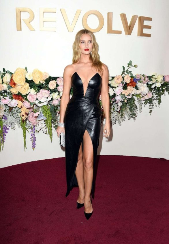 Rosie Huntington-Whiteley 2019 : Rosie Huntington-Whiteley – 2019 REVOLVE awards in West Hollywood-02