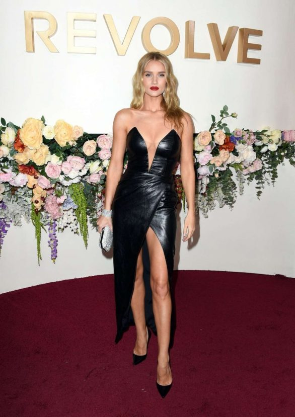 Rosie Huntington-Whiteley 2019 : Rosie Huntington-Whiteley – 2019 REVOLVE awards in West Hollywood-04