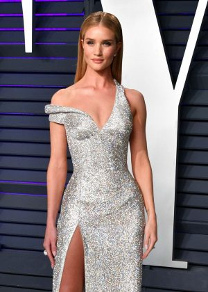 Rosie Huntington Whiteley - 2019 Vanity Fair Oscar Party in Beverly Hills