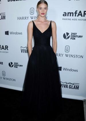 Rosie Huntington Whiteley - 2015 amfAR's Inspiration Gala Los Angeles in Hollywood