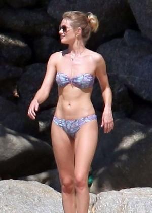 Rosie Huntington Whiteley in Bikini in Thailand