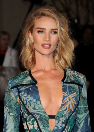 Rosie Huntington Whiteley - Burberry 'London in Los Angeles' Event in LA