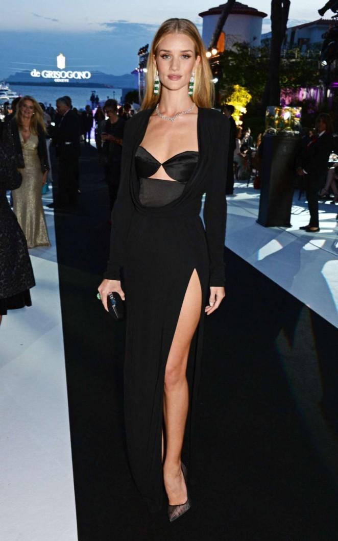 Rosie Huntington Whiteley – De Grisogono Party in Cannes