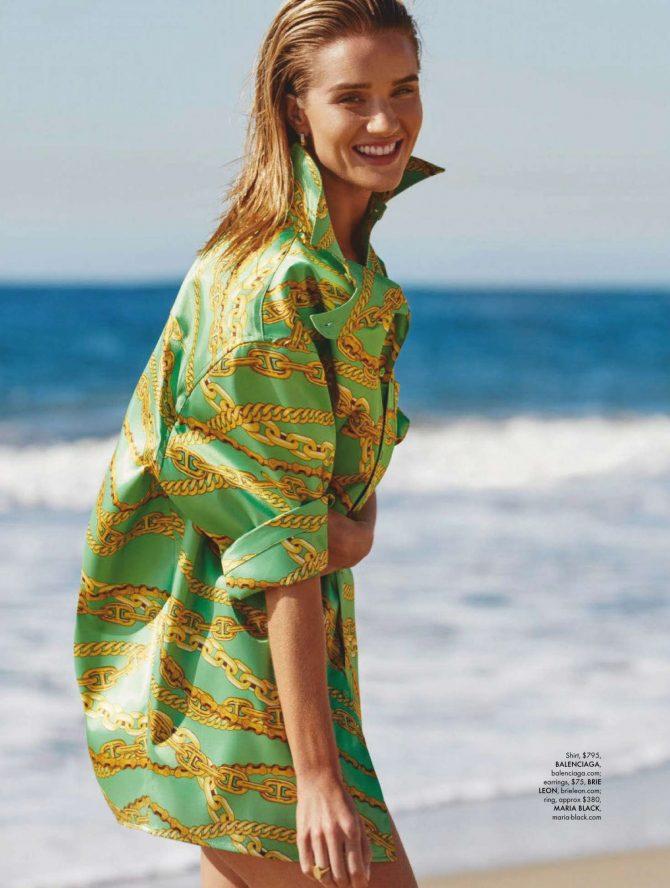 Rosie Huntington Whiteley 2019 : Rosie Huntington Whiteley: Elle Australia 2019 -01