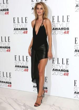 Rosie Huntington Whiteley - Elle Style Awards 2015 in London