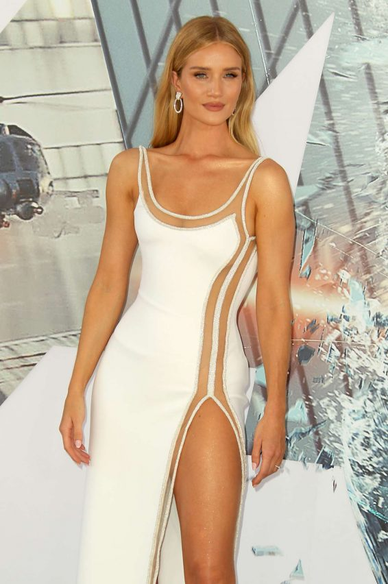 Rosie Huntington Whiteley 2019 : Rosie Huntington Whiteley – Fast and Furious Presents: Hobbs and Shaw Premiere-04