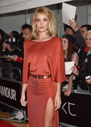 Rosie Huntington Whiteley - 2015 Glamour Women Of The Year Awards in London