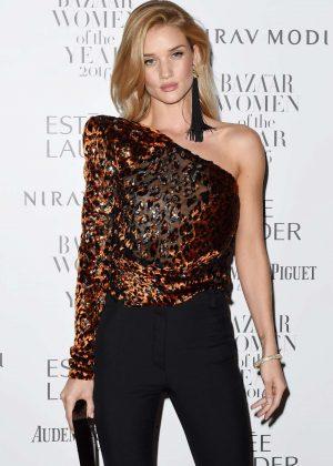 Rosie Huntington Whiteley - Harper's Bazaar Women of the Year Awards in London