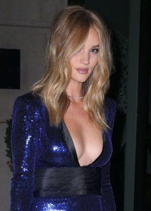 5f3967b8ecc Rosie Huntington Whiteley in baring blue sequin jumpsuit -07 – GotCeleb