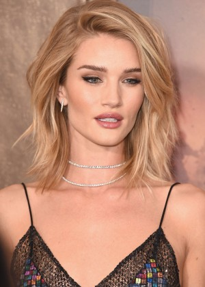 Rosie Huntington Whiteley - 'Mad Max: Fury Road' Premiere in Hollywood