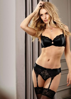 Rosie Huntington-Whiteley - Marks & Spencers 2015 Collection
