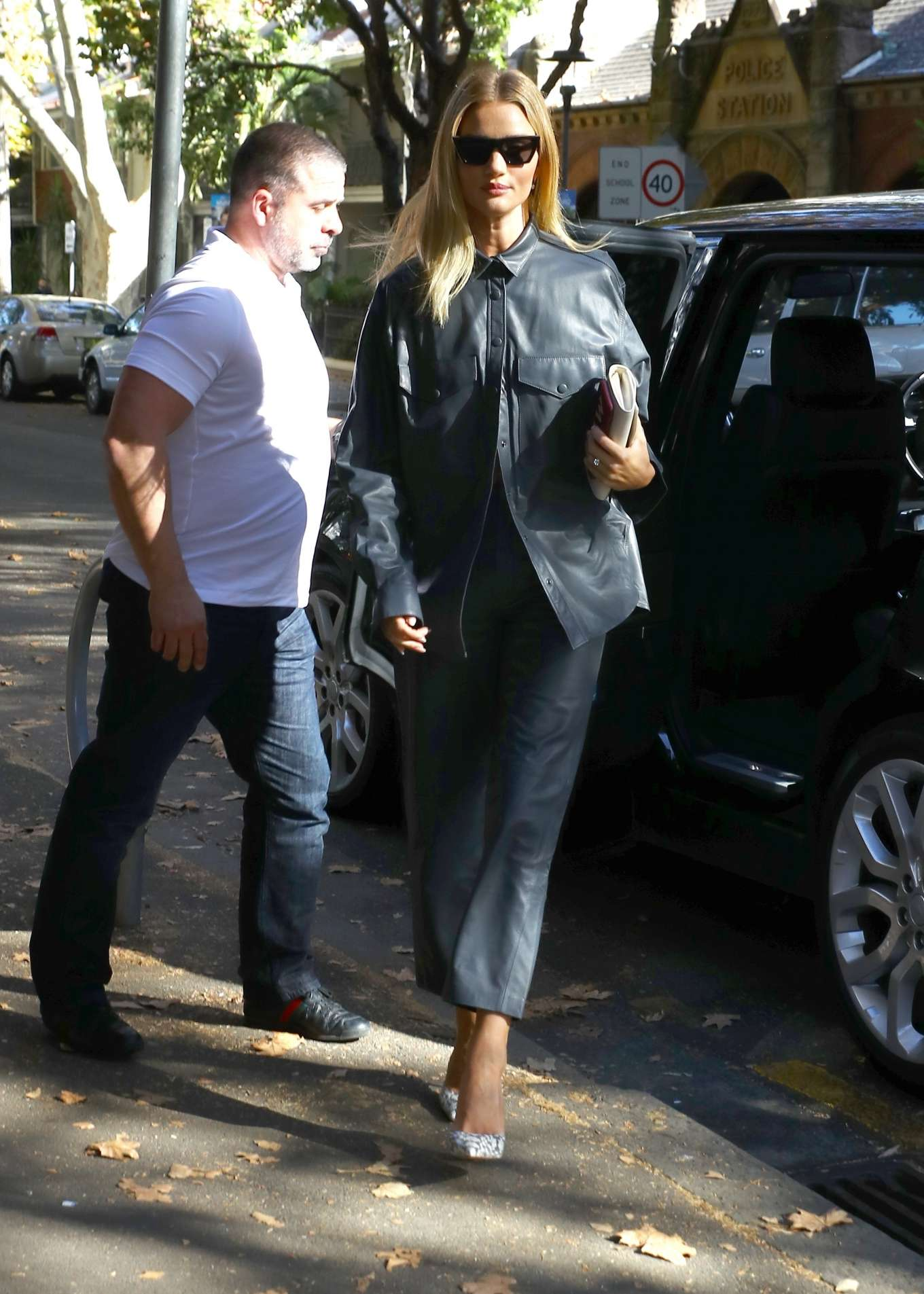 Rosie Huntington Whiteley 2019 : Rosie Huntington Whiteley: Out for coffee in Surry Hills-06