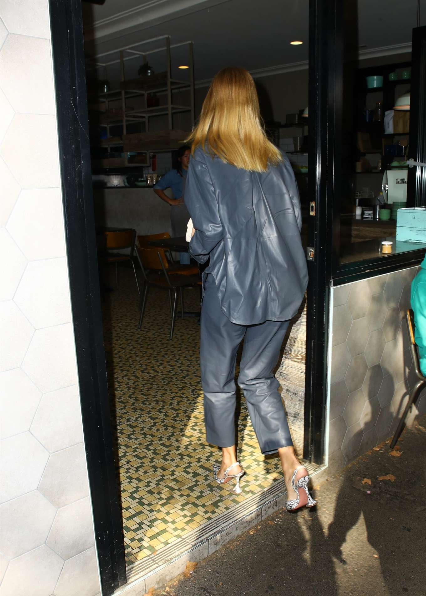 Rosie Huntington Whiteley 2019 : Rosie Huntington Whiteley: Out for coffee in Surry Hills-09