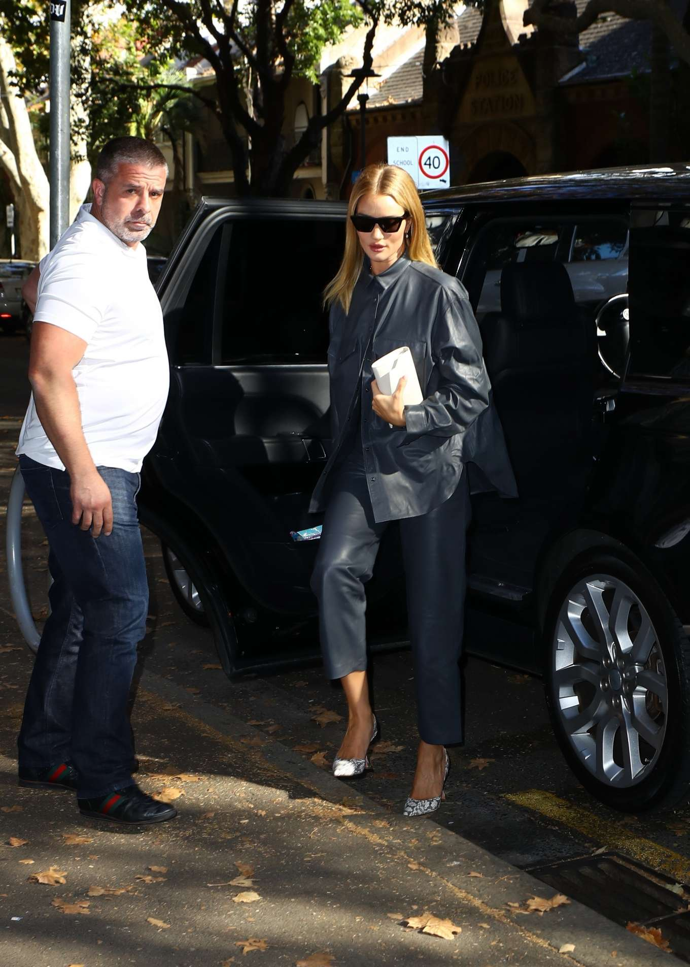 Rosie Huntington Whiteley 2019 : Rosie Huntington Whiteley: Out for coffee in Surry Hills-11