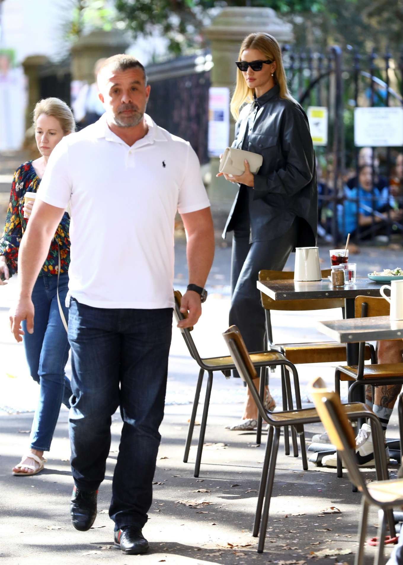 Rosie Huntington Whiteley 2019 : Rosie Huntington Whiteley: Out for coffee in Surry Hills-18