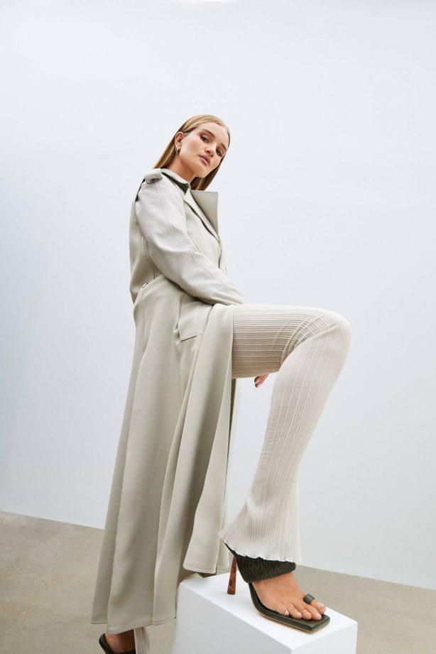 Rosie Huntington-Whiteley - RHW X GIA Shoes-Amar Daved Photoshoot March 2021