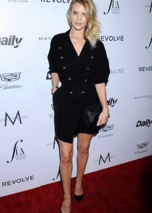 Rosie Huntington Whiteley - The Daily Front Row Fashion Los Angeles Awards 2016 in LA