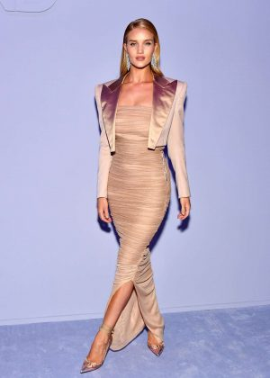 Rosie Huntington Whiteley - Tom Ford Fashion Show FW 2018 in NY