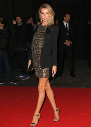 Rosie Huntington Whiteley - Universal Music Brits Party in London