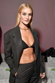 Rosie Huntington Whiteley - Versace Fashion Show SS 2020 at Milan Fashion Week