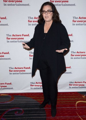 Rosie O'Donnell - The Actors Fund 2016 Gala in New York