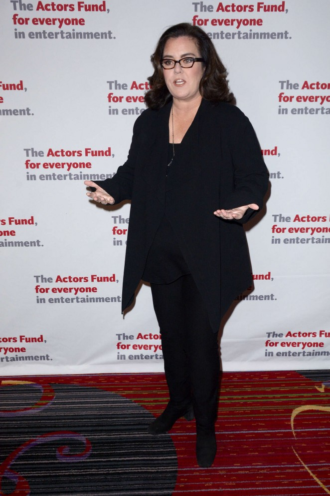Rosie ODonnell: The Actors Fund 2016 Gala -03