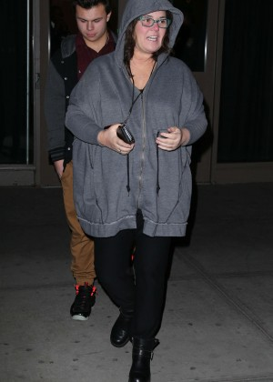 Rosie O'Donnell - Yeezy Season 3 Fashion Show in New York