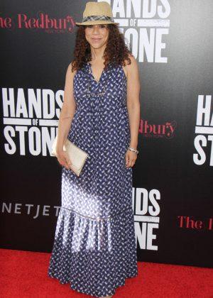 Rosie Perez - 'Hands of Stone' Premiere in New York