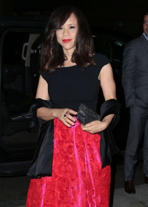 Rosie Perez - The 25th IFP Gotham Independent Film Awards in NY