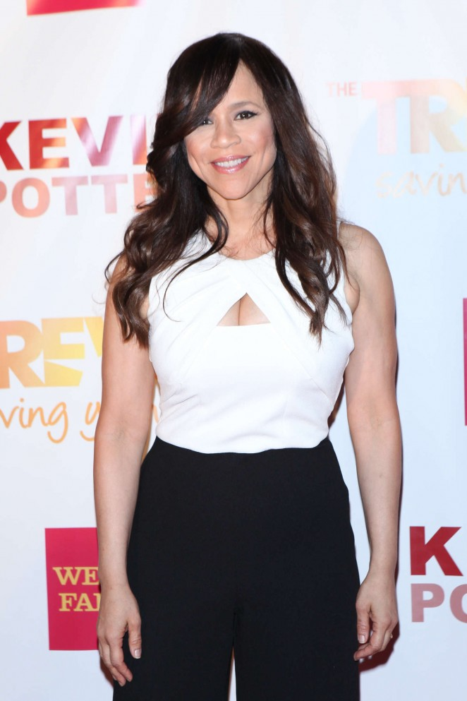 Rosie Perez - TrevorLIVE Event 2015 in New York