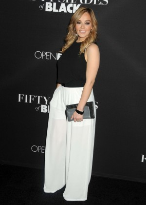 Rosie Rivera - 'Fifty Shades of Black' Premiere in Los Angeles