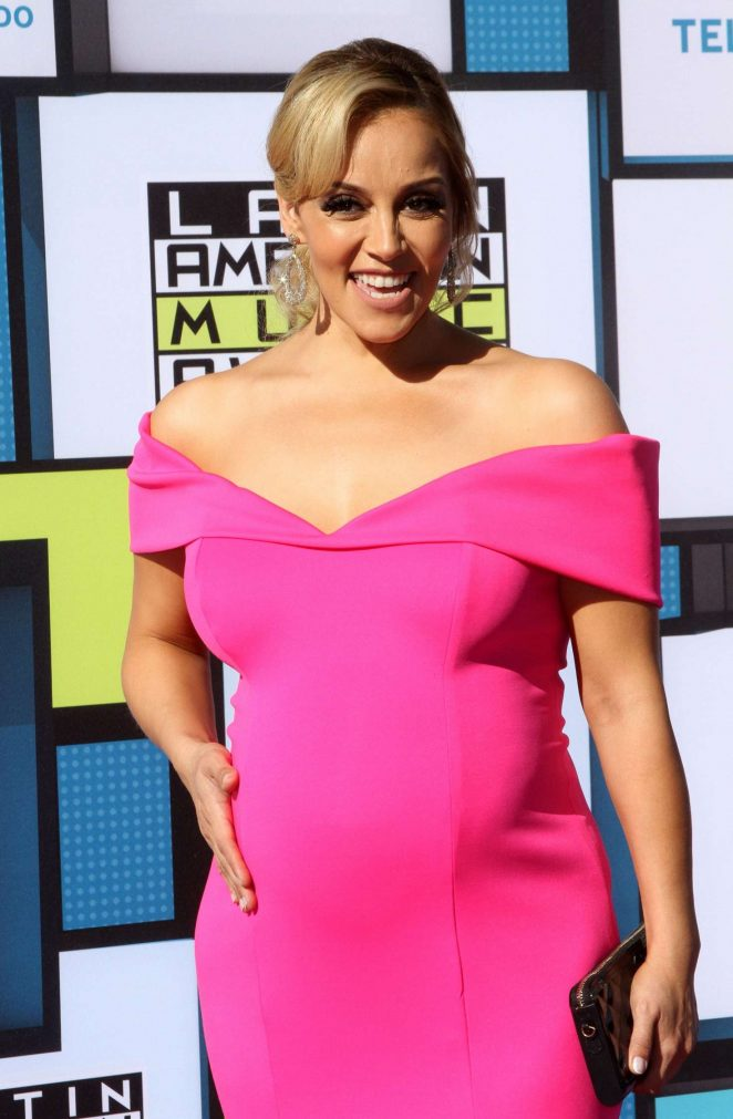 Rosie Rivera - Latin American Music Awards 2016 in Los Angeles