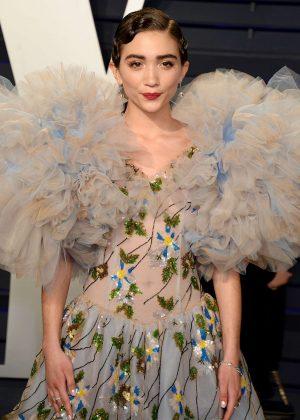 Rowan Blanchard - 2019 Vanity Fair Oscar Party in Beverly Hills