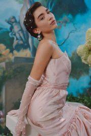Rowan Blanchard by Daria Kobayashi Ritch Photoshoot 2019