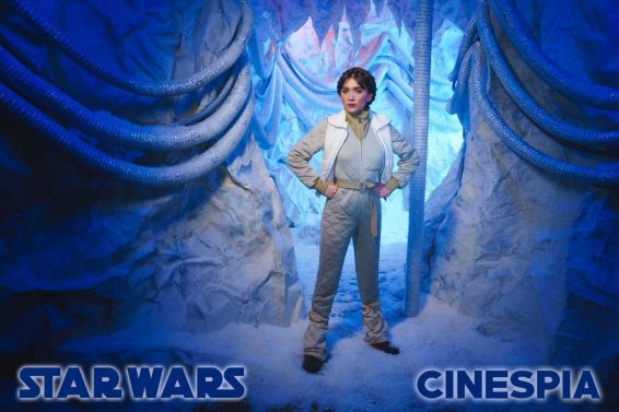 Rowan Blanchard - Cinespia's Star Wars: Episode V Photobooth (July 2019)