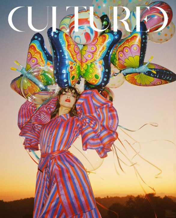 Rowan Blanchard - Cultured Magazine (February 2020 issue)