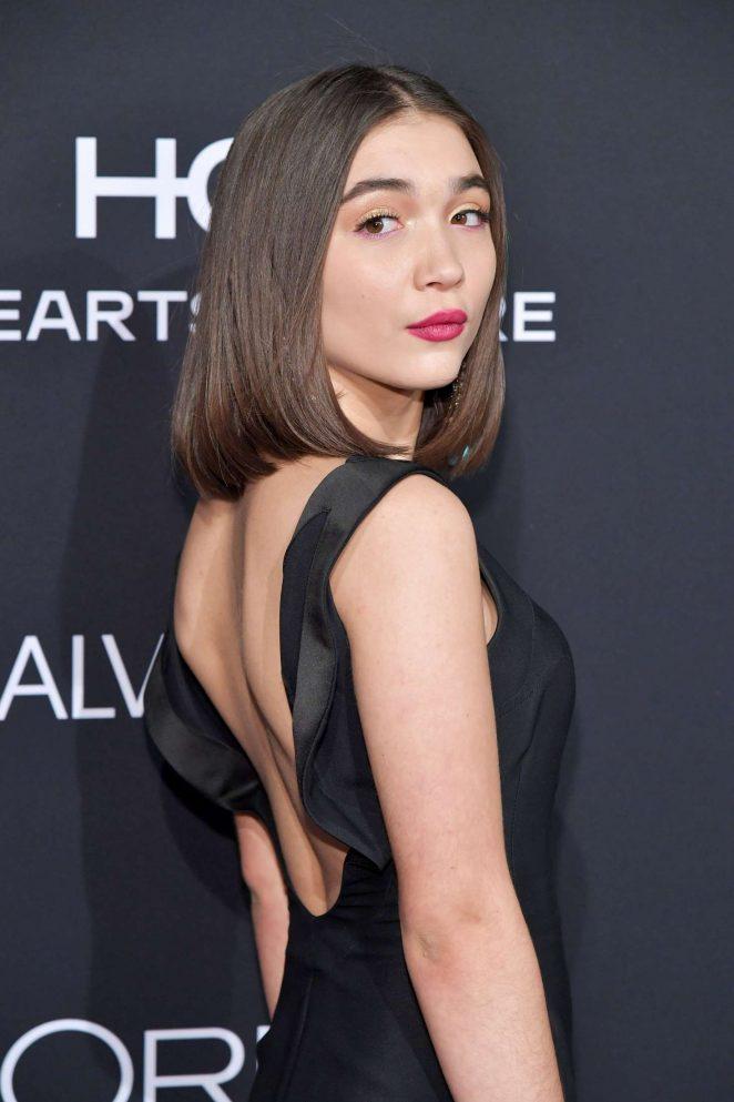 Rowan Blanchard - ELLE's 25th Women in Hollywood Celebration in LA