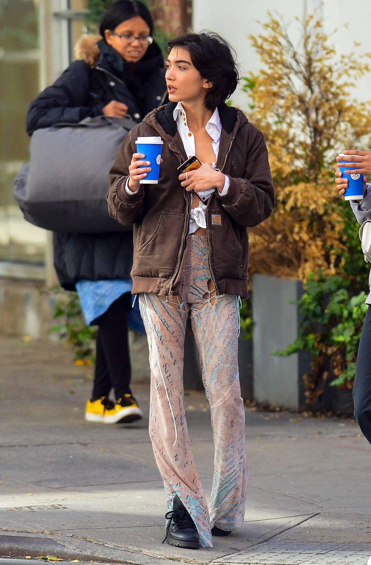 Rowan Blanchard 2020 : Rowan Blanchard – Seen while out in New York-02