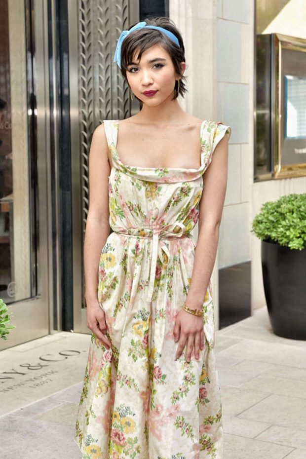 Rowan Blanchard - Tiffany Cafe Pop-Up Event in Beverly Hills