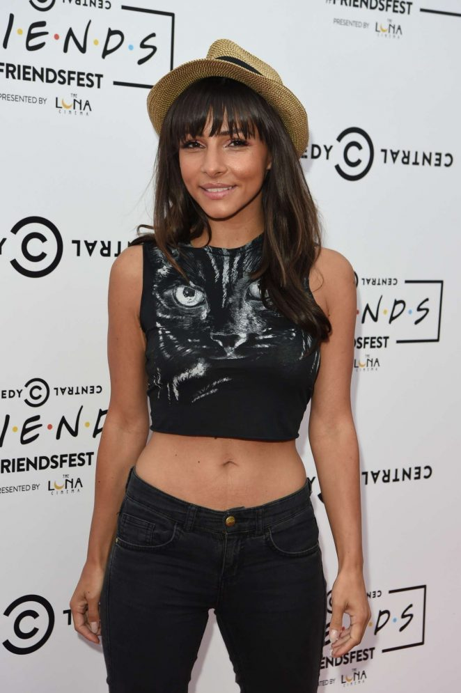 Roxanne Pallett – Comedy Central's FriendsFest in Manchester