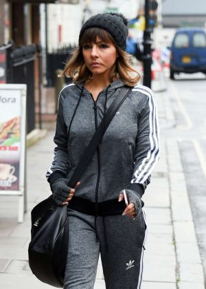 Roxanne Pallett - Out in Manchester
