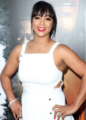 Roxanne Taylor - 'Traffik' Premiere in Los Angeles