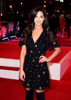 Roxie Nafousi - 'Daddy's Home' Premiere in London