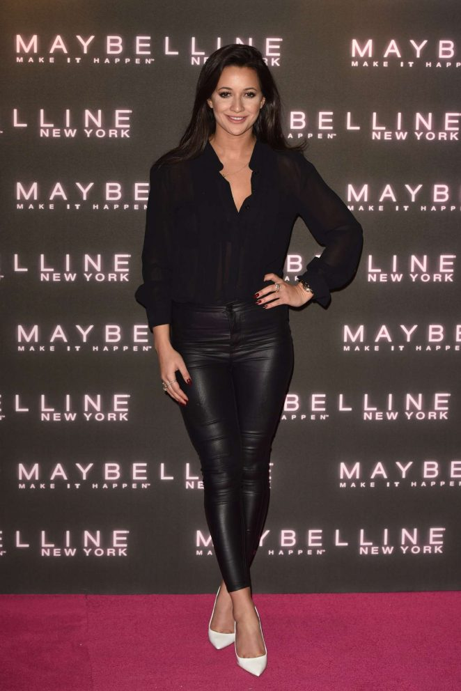 Roxie Nafousi - Maybelline Bring on the Night Party 2017 in London
