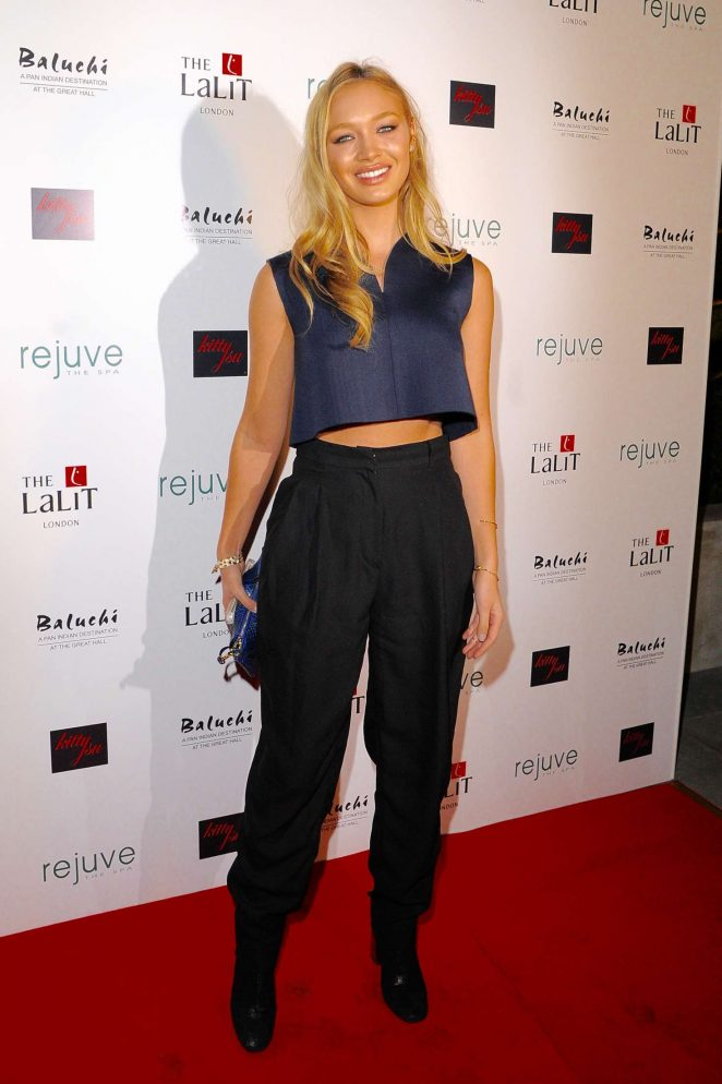 Roxy Horner: Lalit Hotel Launch Party -01