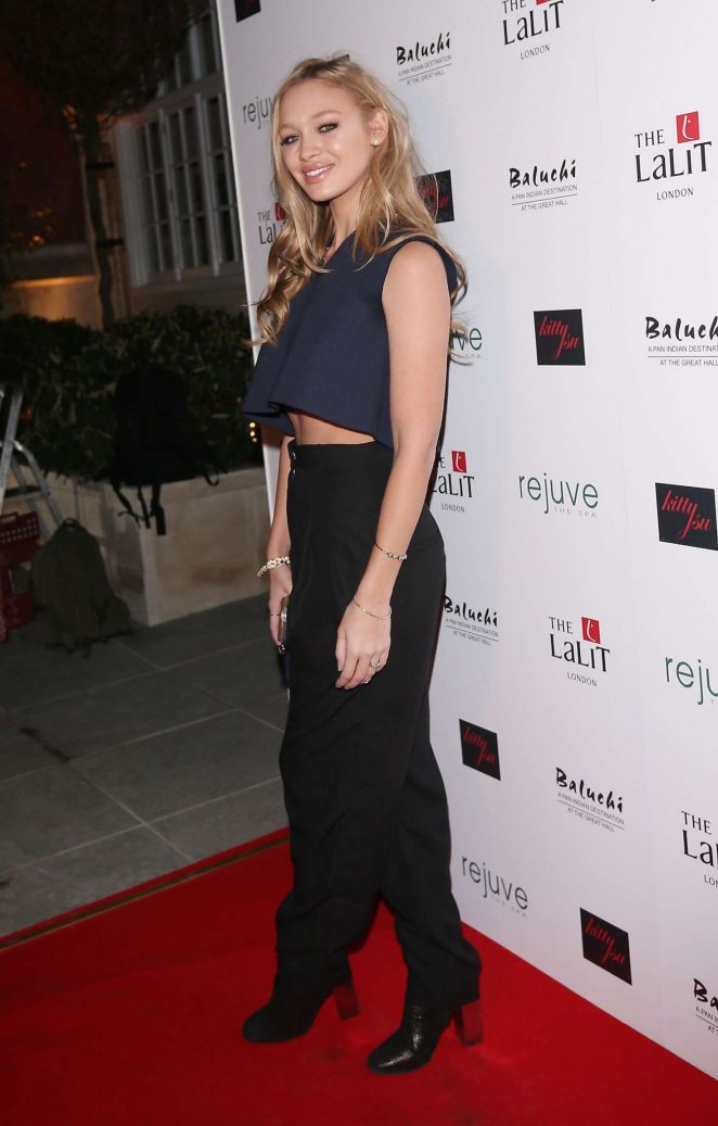 Roxy Horner: Lalit Hotel Launch Party -03
