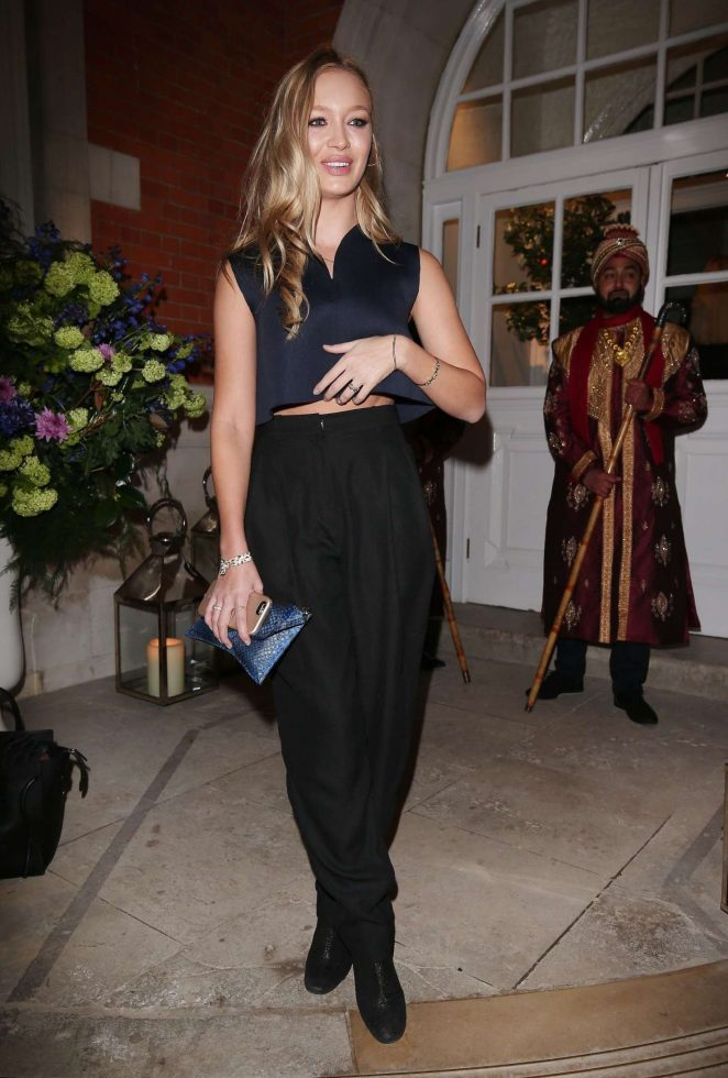 Roxy Horner: Lalit Hotel Launch Party -16